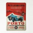 Porto Postal metálico