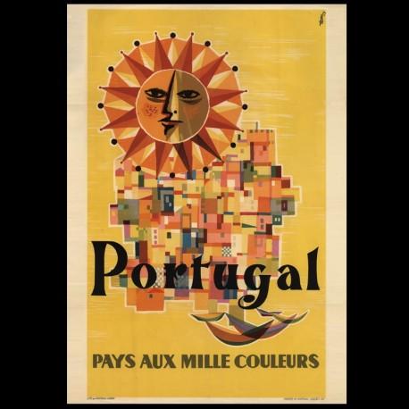Portugal. Pays aux mille couleurs.