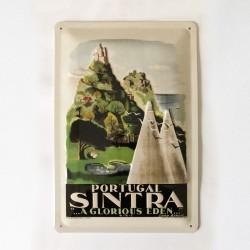 Sintra - Placas Metálicas 20x30
